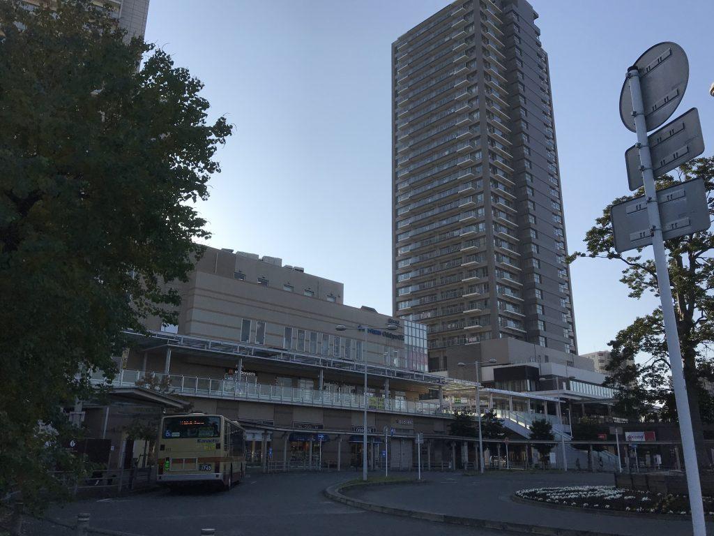 小田急相模原駅ロータリー