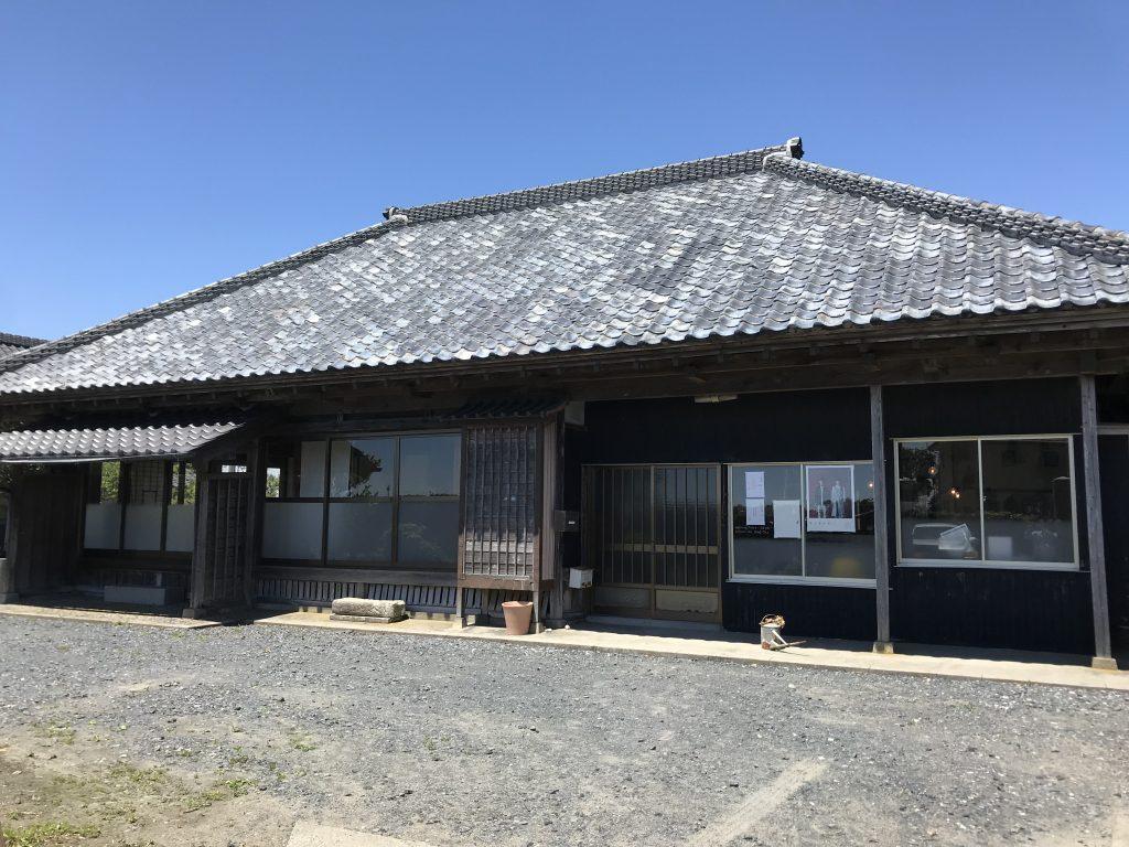 千葉県長生村の古民家カフェのfato.(ファト)でランチ。