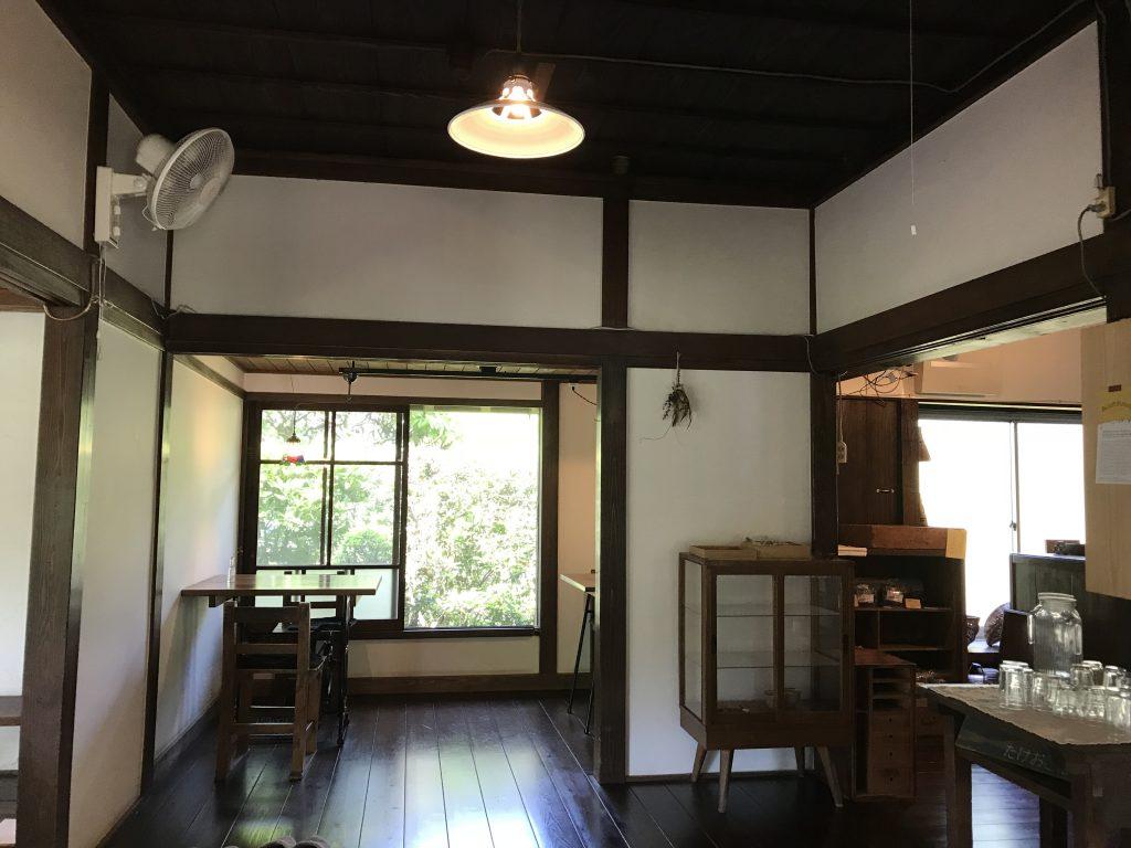 千葉県匝瑳市にある 古民家カフェ「たけおごはん」