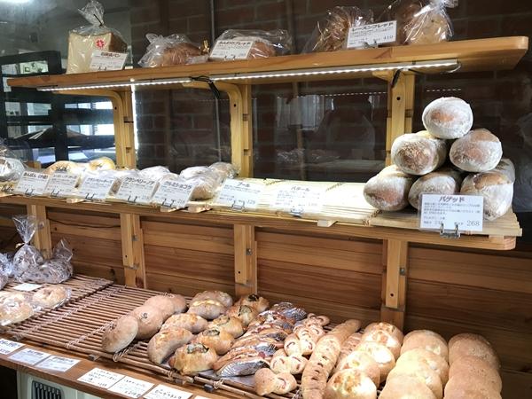 薪焼き石窯パンのパン・ド・ナル(PAIN DE  NARU)