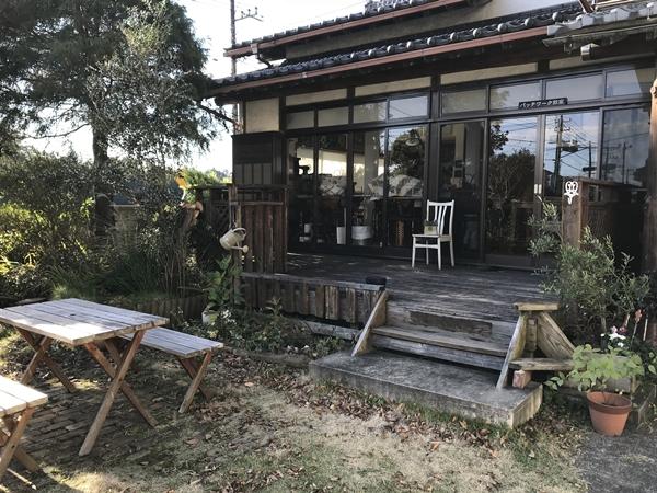 古民家カフェのパインツリーカフェ