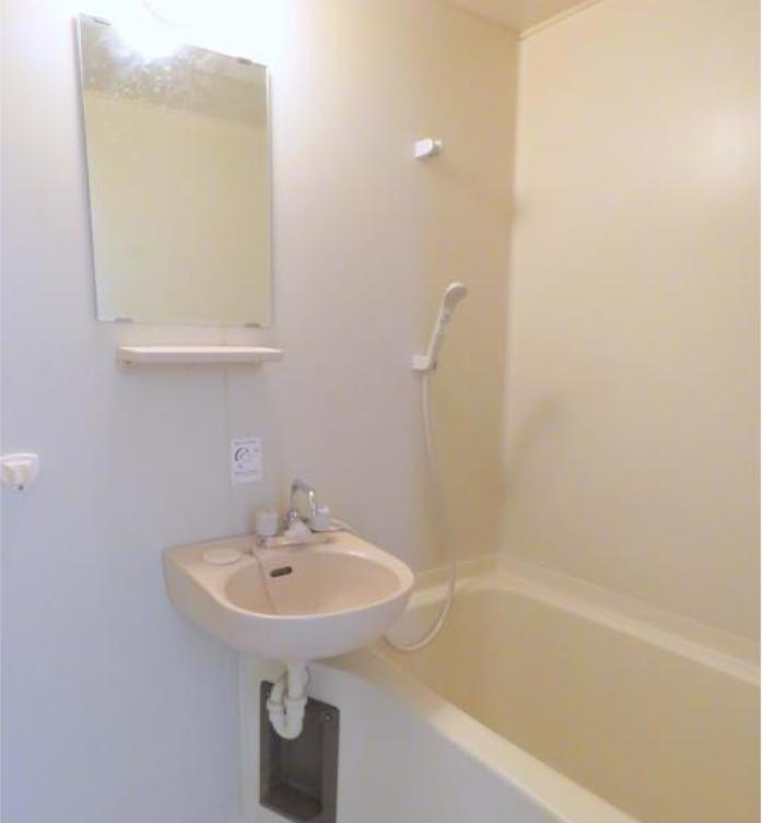 小田急相模原のペット可賃貸マンションのバスルーム