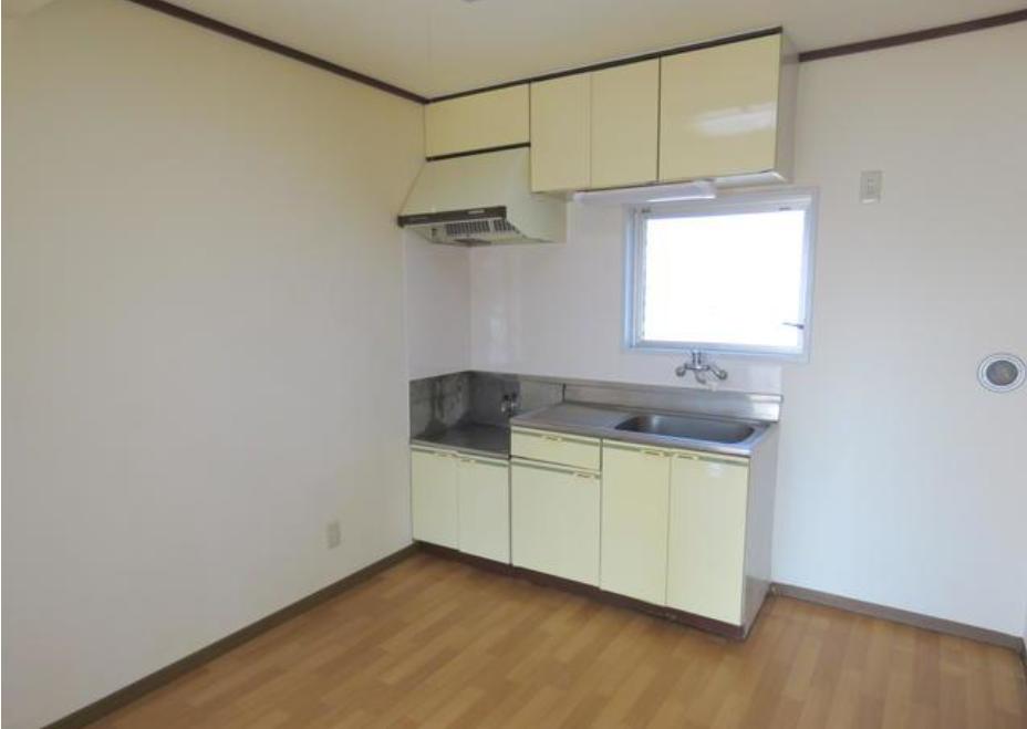 小田急相模原のペット可賃貸マンションのキッチン